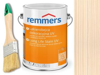 Dauerschutz-Lasur UV Remmers Biały 5 L