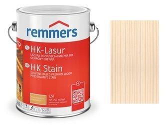 Remmers HK-Lasur impregnat do drewna 0,75 L BIAŁY