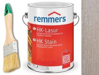 Remmers HK-Lasur impregnat do drewna 10L SZARY