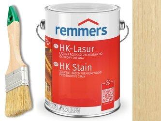Remmers HK-Lasur impregnat do drewna 2,5L PIASEK