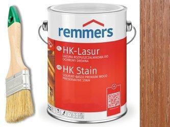 Remmers HK-Lasur impregnat do drewna 20L BRĄZOWY