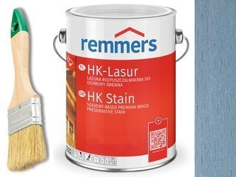 Remmers HK-Lasur impregnat do drewna 5L BŁĘKITNY