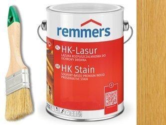 Remmers HK-Lasur impregnat do drewna 5L SŁOMKOWY