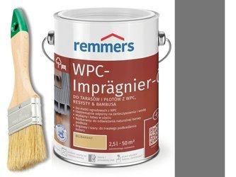 Remmers Olej WPC do tarasów płotów Szary 2,5 L