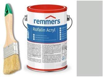 Remmers Rofalin Acryl farba do drewna SZARY 2,5 L