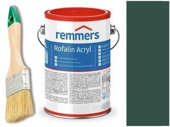Remmers Rofalin Acryl farba do drewna ZIELONY 10 L