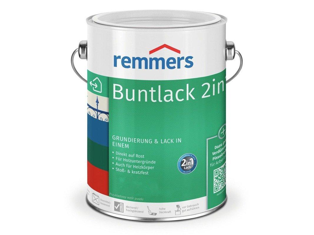 Farba renowacyjna grzejnik Remmers ZIELONA 0,375L