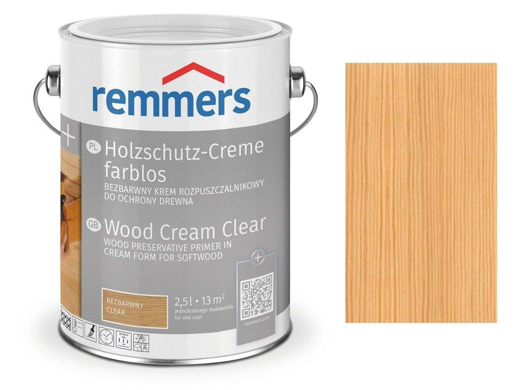 Krem Holzschutz-Creme Remmers bezbarwny 2714 0,75L