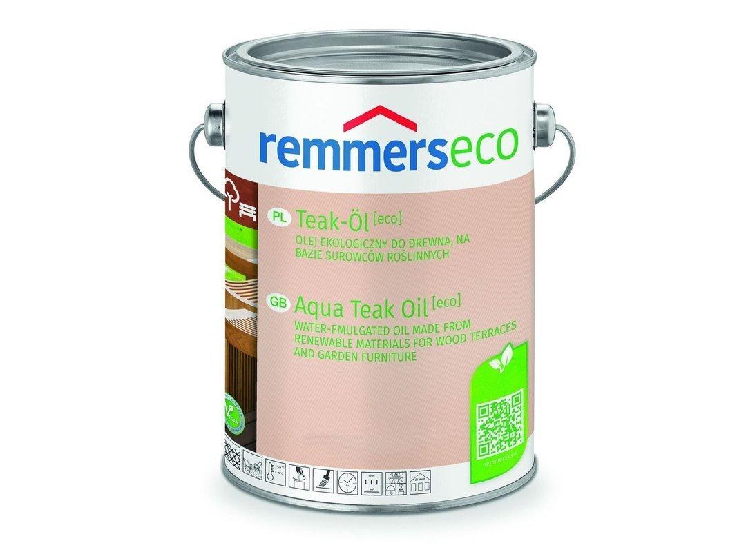 Olej do drewna Remmers 5L EKOLOGICZNY BEZBARWNY
