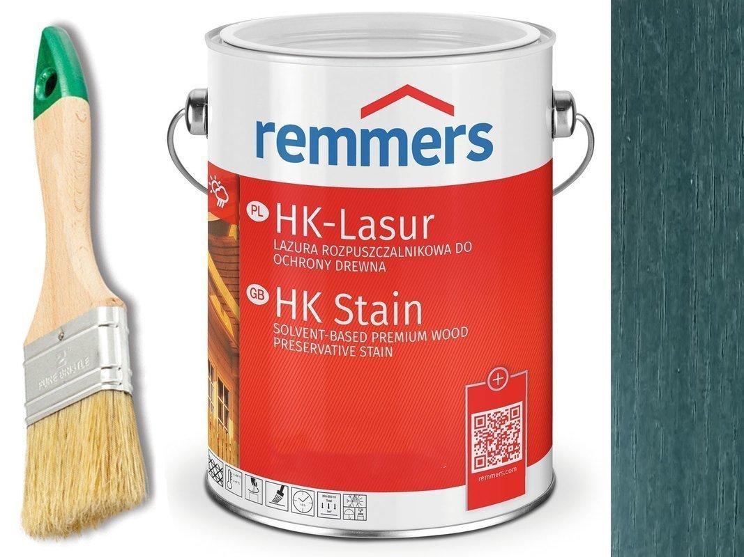 Remmers HK-Lasur impregnat do drewna 10L TOPAZ