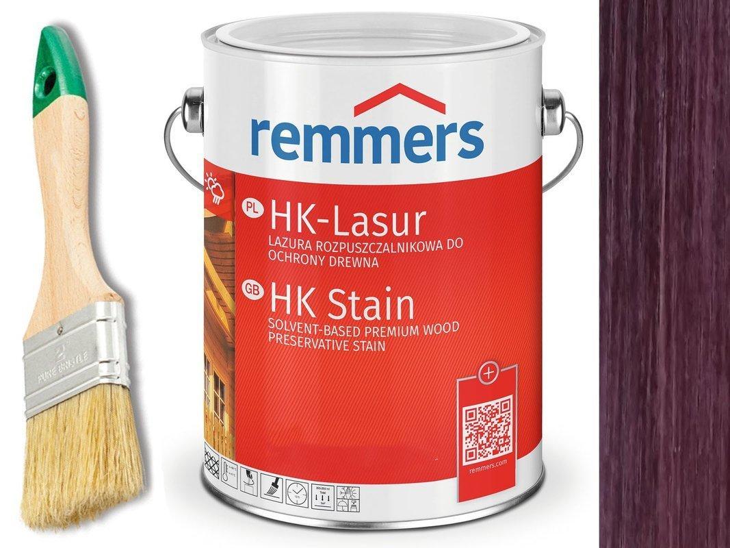 Remmers HK-Lasur impregnat do drewna 2,5L AMETYST