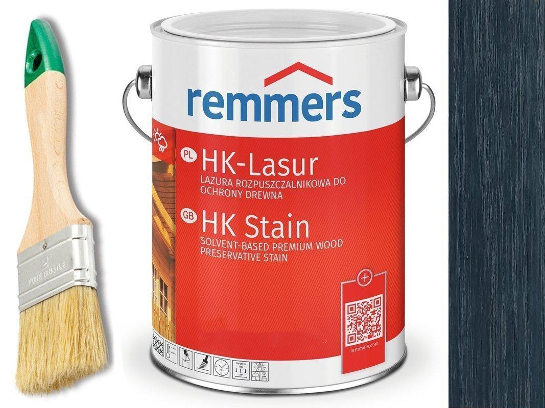 Remmers HK-Lasur impregnat do drewna 20L ANTRACYT+