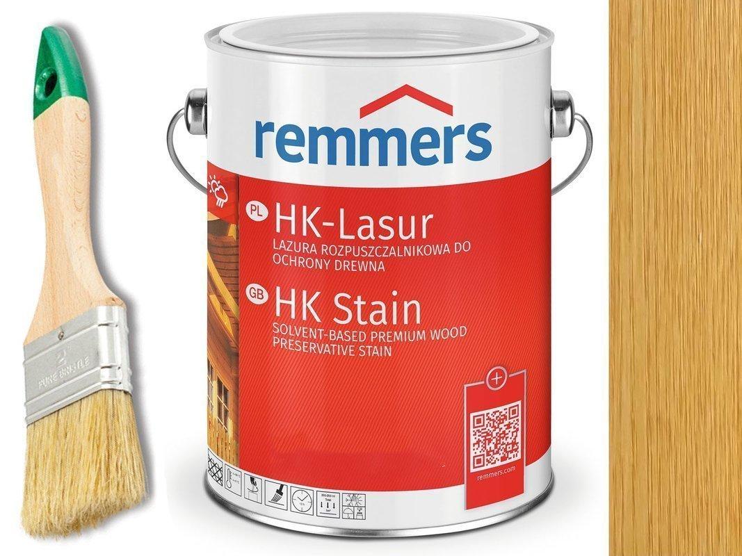 Remmers HK-Lasur impregnat do drewna 20L SŁOMKOWY