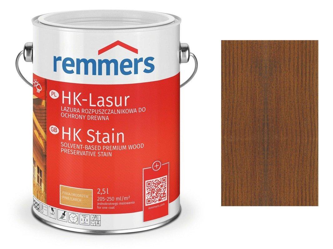 Remmers HK-Lasur impregnat do drewna 5 L ORZECH