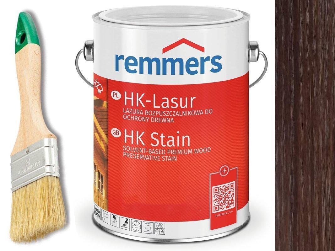 Remmers HK-Lasur impregnat do drewna 5L KAWOWY