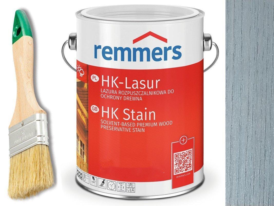 Remmers HK-Lasur impregnat do drewna 5L LODOWY
