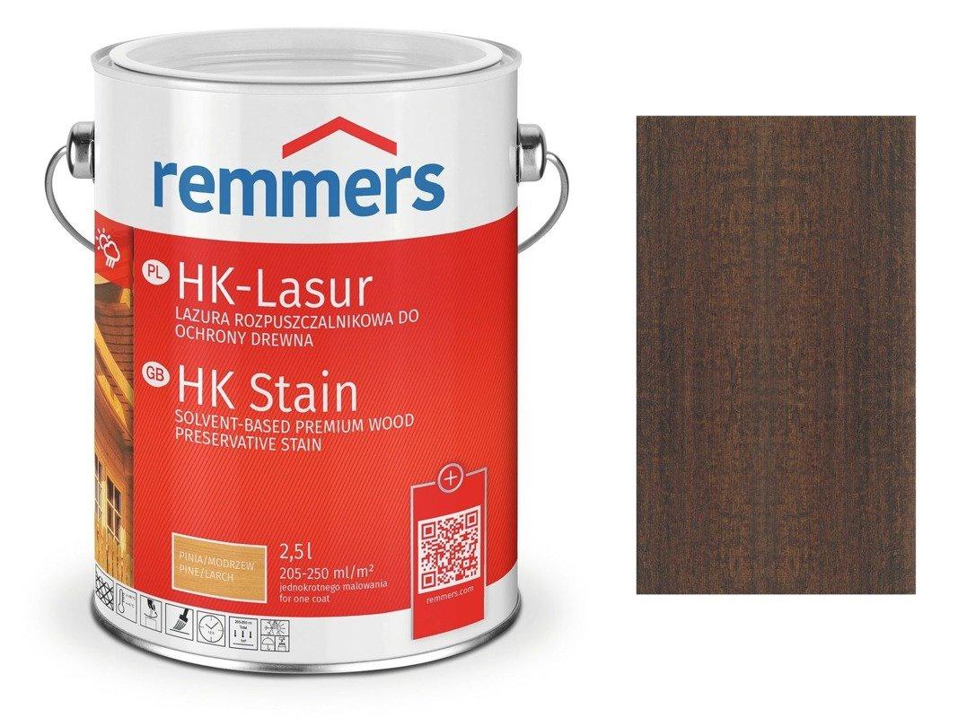Remmers HK-Lasur impregnat drewna 0,75L PALISANDER