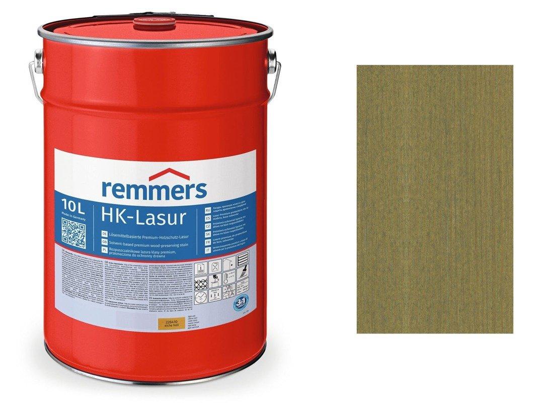 Remmers HK-Lasur impregnat drewna 20L ZIELEŃ SOLNA