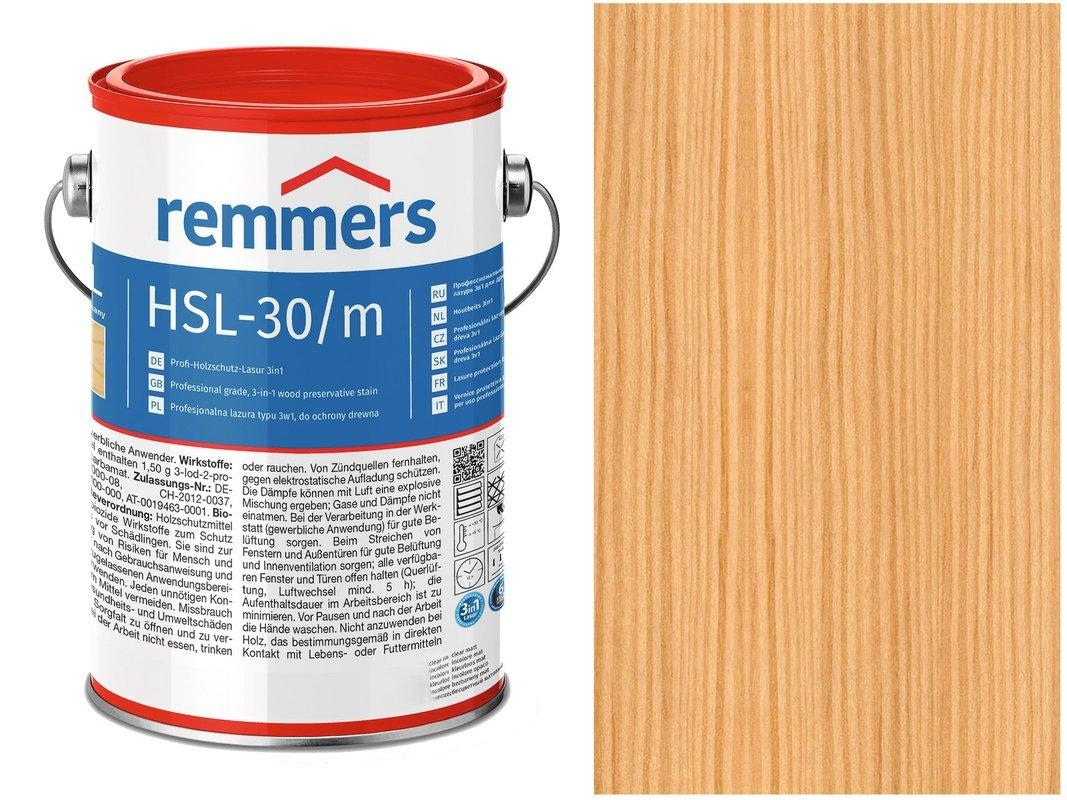 Remmers HSL-30 Profi HK-Lasur Bezbarwny 2,5L