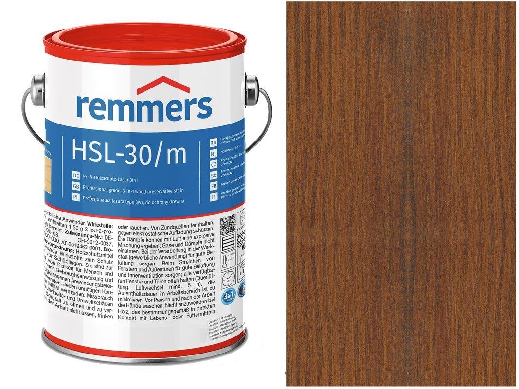 Remmers HSL-30 Profi HK-Lasur Orzech 2,5L