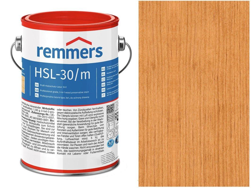 Remmers HSL-30 Profi HK-Lasur Pinia Modrzew 2,5L